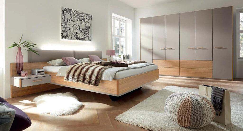 Немецкая мебель от Студии Bosch – картинка спальни