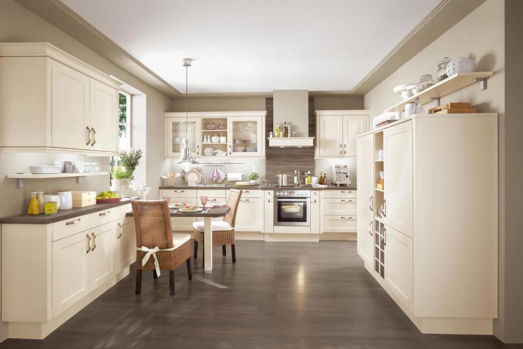 Изображение кухни от фабрики Nobilia – стиль COTTAGE