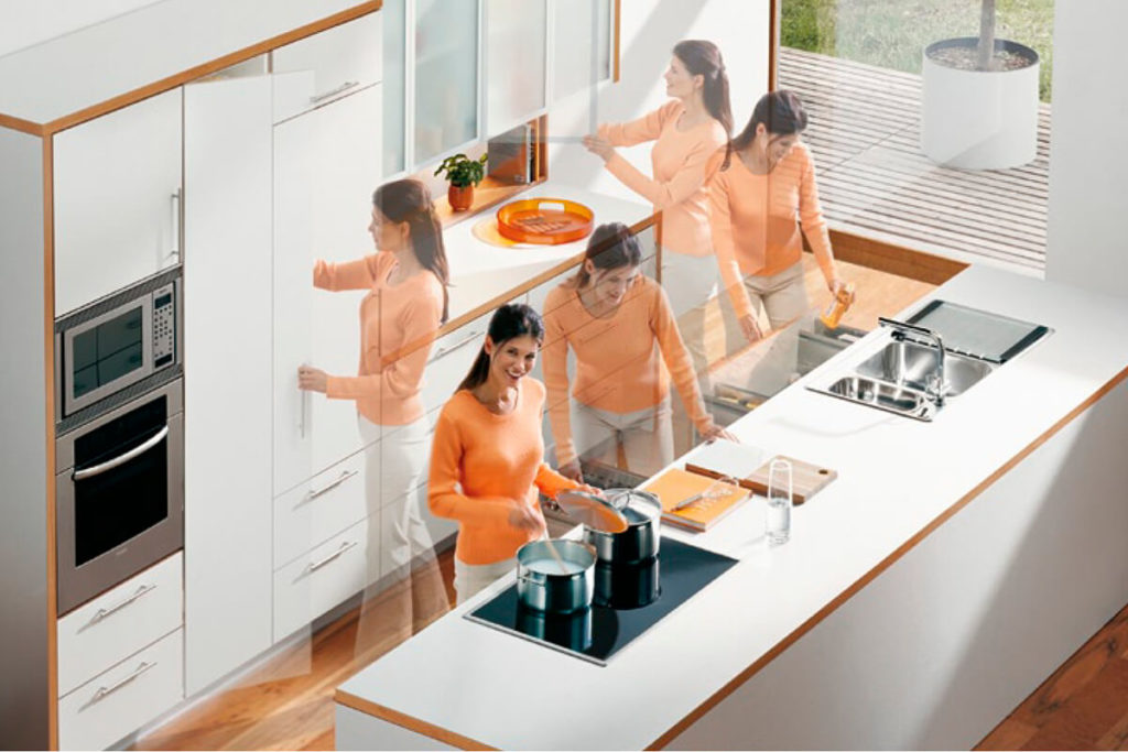 Ошибки при проектировании кухни