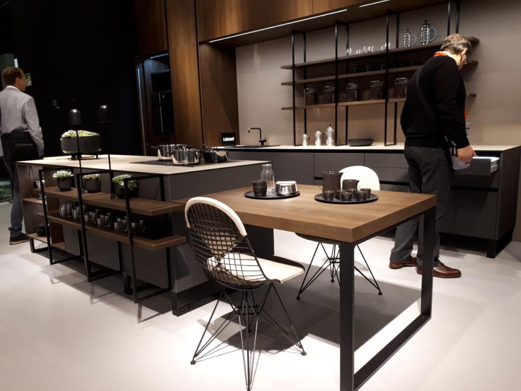 Кухонная мебель LEICHT