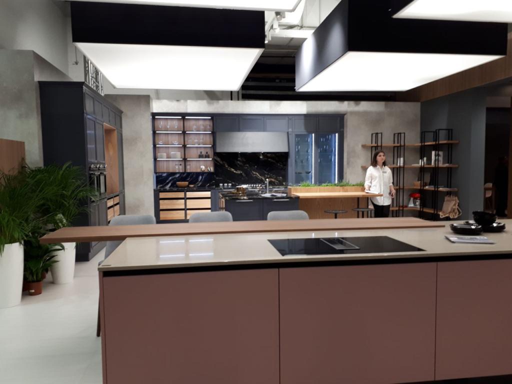 Выставка кухонной мебели в Кёльне 2019