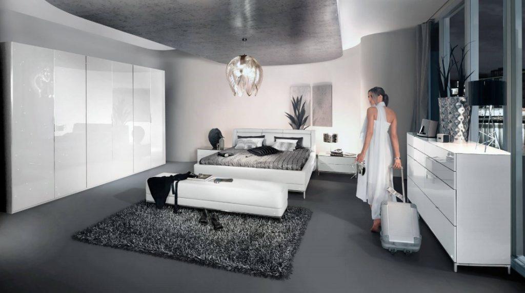 Картинка немецкая спальня Well