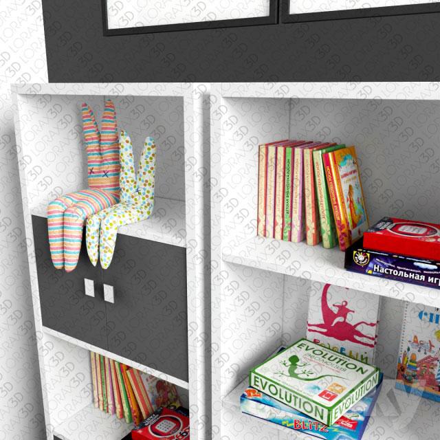 Широкий выбор детской мебели в салоне Studio Bosch