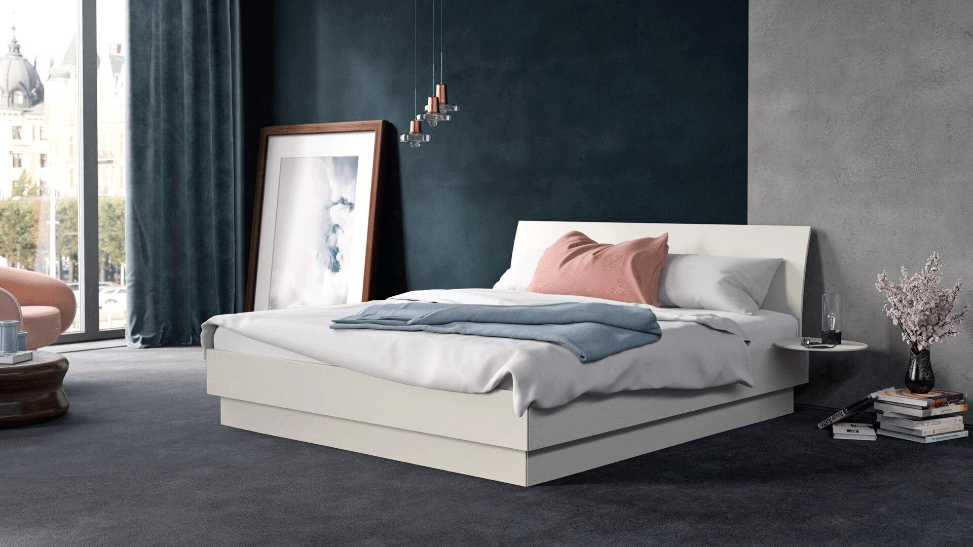 Мебель для спальни бренд interlübke