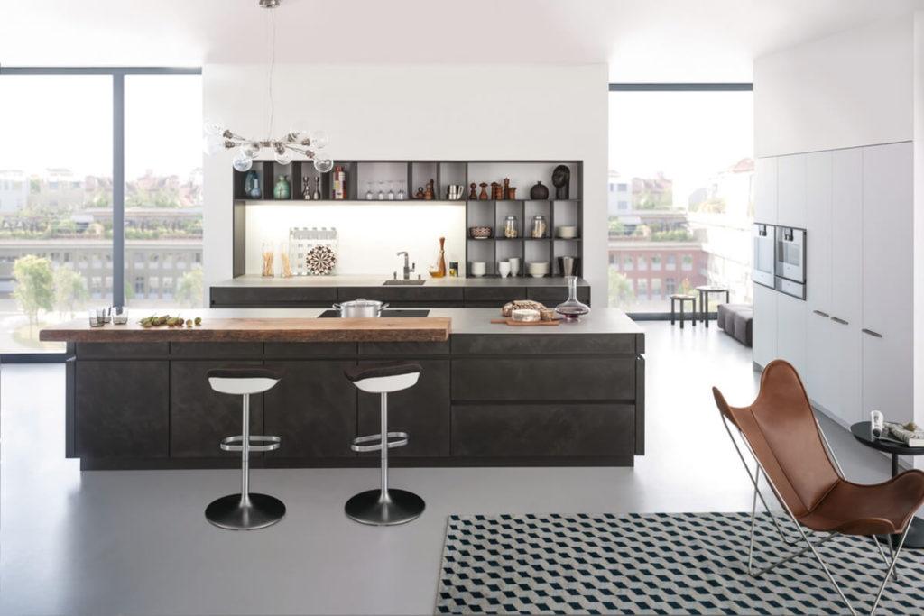 Большой выбор немецких кухонь в студии BOSCH