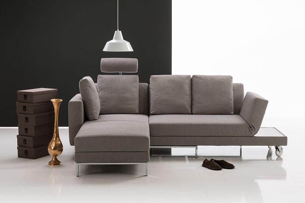 Немецкая мягкая мебель для гостиной бренда BRÜHL