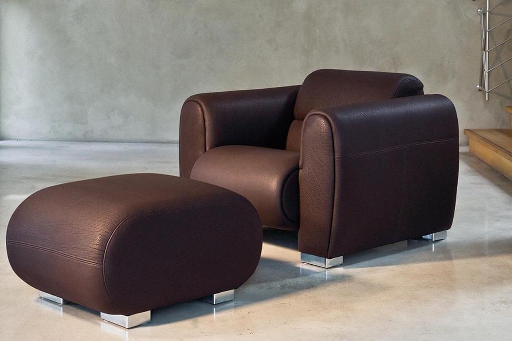Немецкая мягкая мебель от бренда BRÜHL
