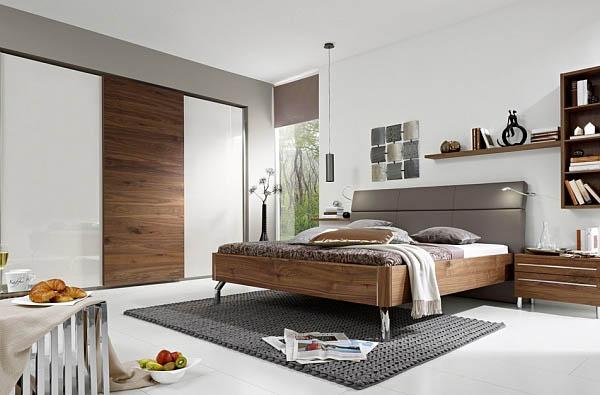 Немецкие кровати из натуральных материалов