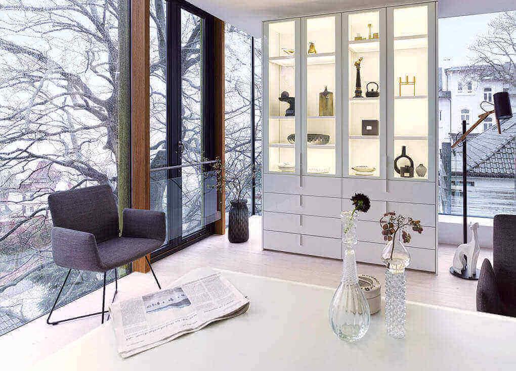 Немецкая мебель interlübke